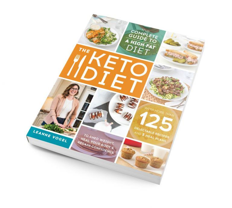 The Keto Diet – Book Review + a giveaway for you!