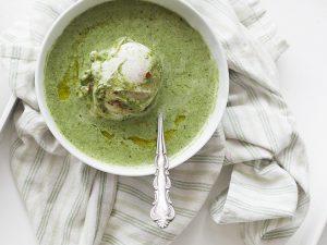 New Recipe: Broccoli Soup