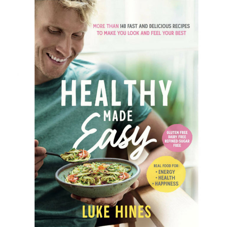 Healthy Made Easy by Luke Hines – Book Review