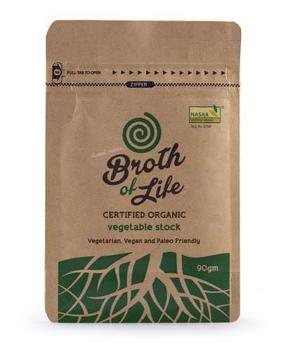 Product Review: Broth of Life Vegetable Stock