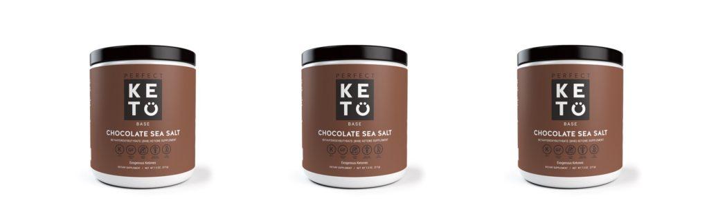 On Sale: Perfect Keto Exogenous Ketones