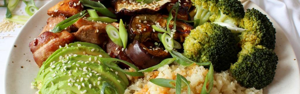 New Recipe: Simple Chicken Teriyaki Bowl