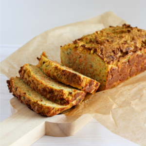 New Recipe: LCHF Vegie Bread