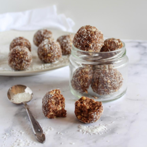 New Recipe: Date-Free Chocolate Bliss Bites