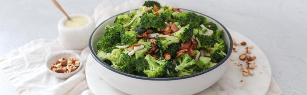 New Recipe: Crunchy Keto Broccoli Salad